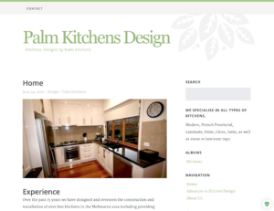 Palm Kitchens Design